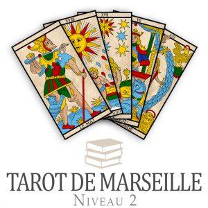 Tarot de Marseille – Cours de Niveau 2