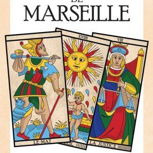 Tarot de Marseille de Nicolas Conver Restauré
