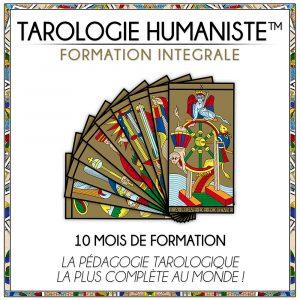 Formation intégrale de Tarologue Humaniste, pédagogie Kevin Meunier