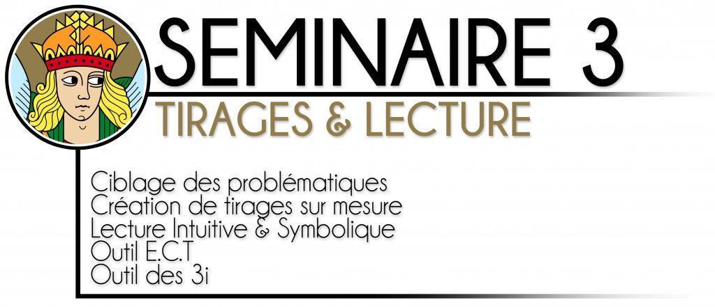 Séminaire 3 de la formation Kevin Meunier à la Tarologie Humaniste™